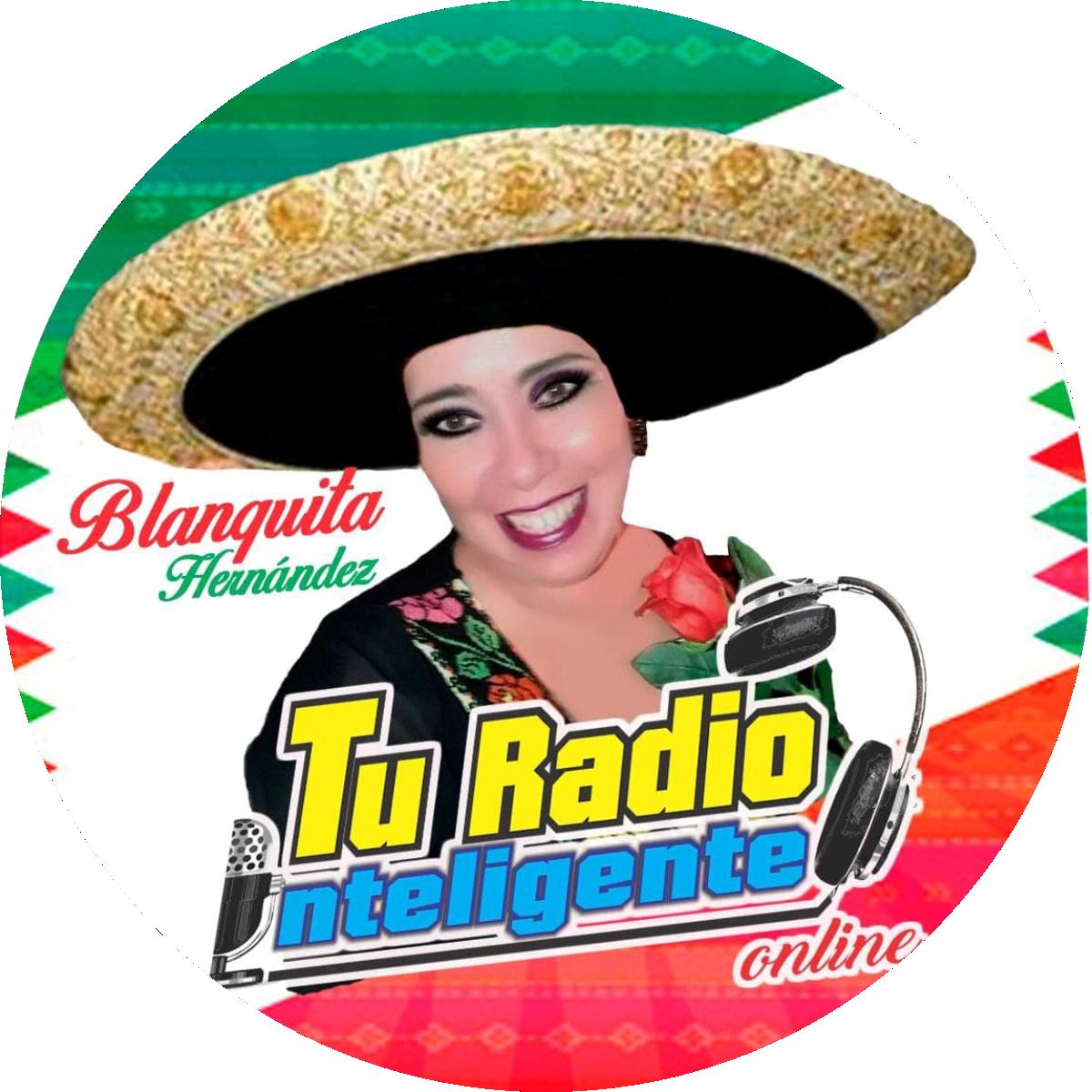 Blanquita Hernández Alipi Conductora EL HOMBRE DEL OVEROL